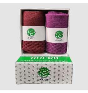 Women antibacterial socks «NAJOT»